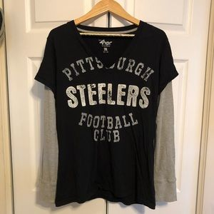 Steelers Long Sleeve Shirt NWOT